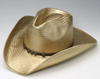 Gold Rolled Brim Cowboy