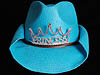 Texas Tiara in Turquoise w/Princess